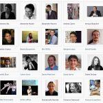 Les intervenants des Rencontres Wikimédia 2010