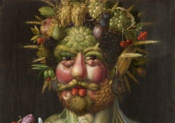Portrait de Rudolf II par Guiseppe Arcimboldo - Collection du château de Skokloster