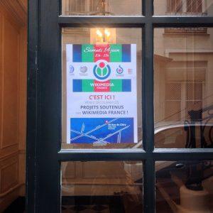 Wikimédia France - Rue de Cléry -Inauguration 01 CC-BY-0 Louvre pour Tous