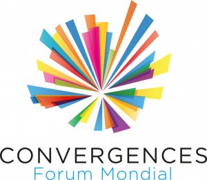 logo - Convergences Forum Mondial - centre