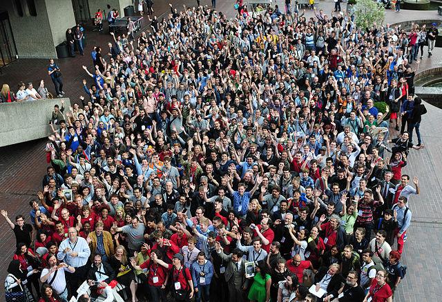 Goodbye Wikimania ! Ralf Roletschek  - CC BY-SA 3.0