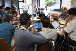 Hackathon 2015 - Zurich