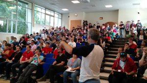 Conférence d'ouverture du Hackathon