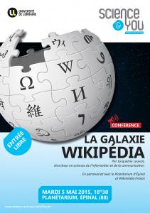 La galaxie Wikipédia - Epinal