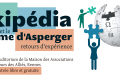 Rencontre autour de l'autisme et de la contribution à Wikipédia