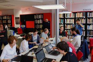 Atelier au musée Saint-Raymond Photographe : Pierre-Selim