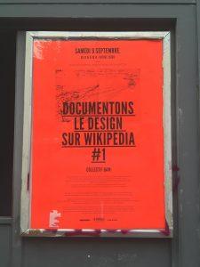 L'affiche de l'événement