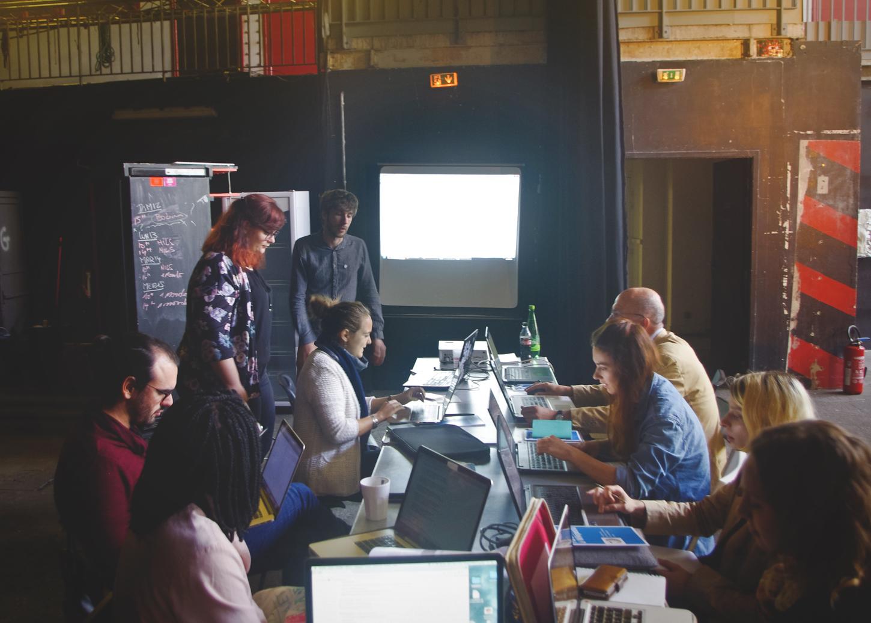 Edit-a-thon Wikipédia et le Design