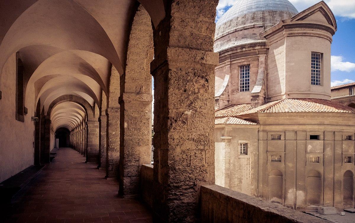 4e photo gagnante : Chapelle de la Vieille Charités, par Alexrk2