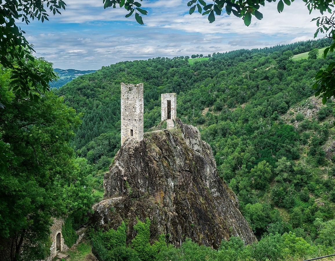 3e photo gagnante : Château de Peyrusse-le-Roc par Krzysztof Golik