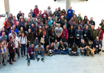 Photo du groupe Wikiconvention francophone 2017 CC BY SA-[[User:Dyolf77]]