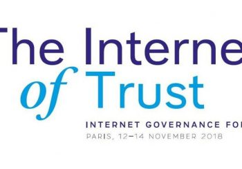 Logo de l'Internet Governance Forum