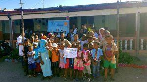 Remise des prix WikiChallenge 2017 à Madagascar