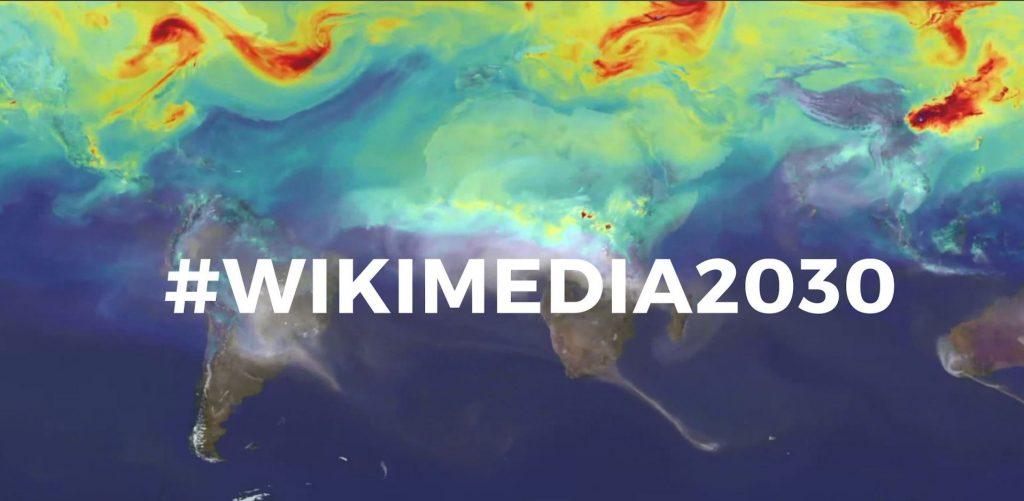 Stratégie Wikimedia 2030