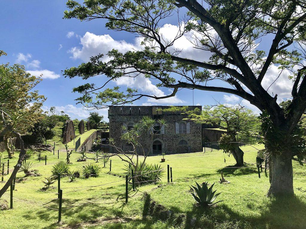 Photographiez les Outre-mer 2019 Fort Napoléon