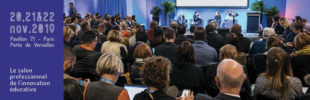 Wikimédia France sera au salon Educatec