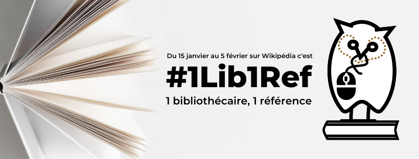 #1Lib1Ref