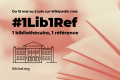 #1Lib1Ref 2020 – 6e édition