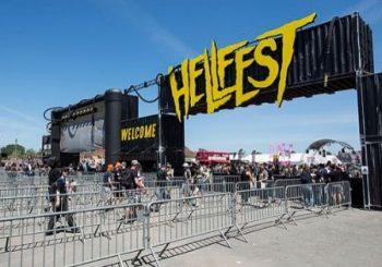 Entrée du Hellfest 2017.