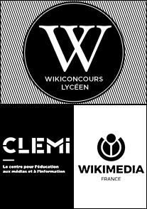 Logo du Wikiconcours lycéen