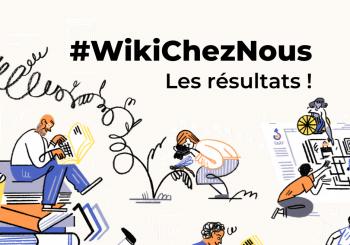 Résultats #WikiChezNous