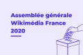 Annonce de l'assemblée générale 2020