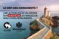 Wikimédia France lance le défi des monuments