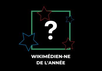 Wikimédien·ne de l'année