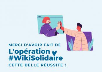 Résultats Wikisolidaire