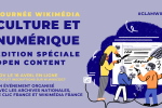 La journée Wikimedia Culture et numérique est de retour en 2021