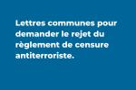 Wikimédia France s'engage en faveur de la liberté d'expression en ligne #TERREG