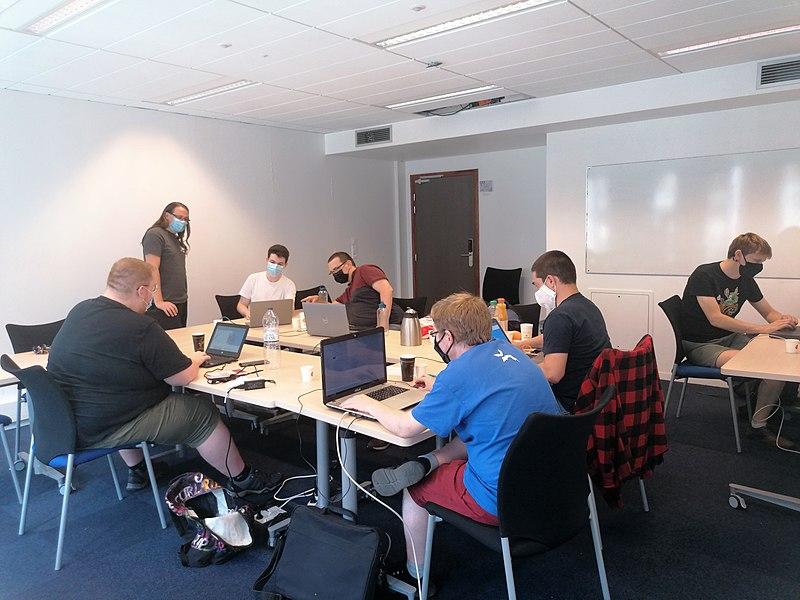 Lingua Libre Hackathon Lyon juillet 2021
