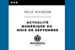 Retour sur l'actualité numérique du mois de septembre